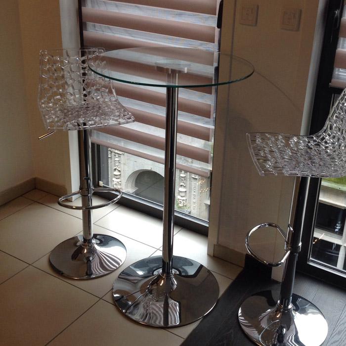 Table haute XENA - Alterego Design - Photo 4