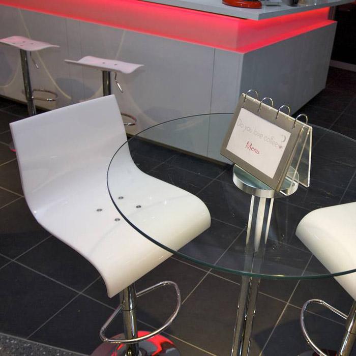 Table haute XENA - Alterego Design - Photo 2