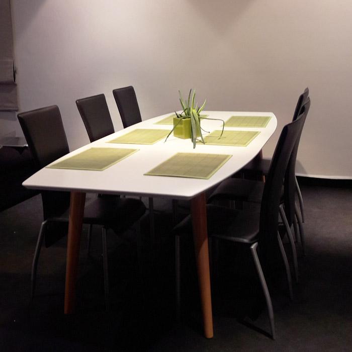 Table a diner ESKIMO - Alterego Design - Photo 2