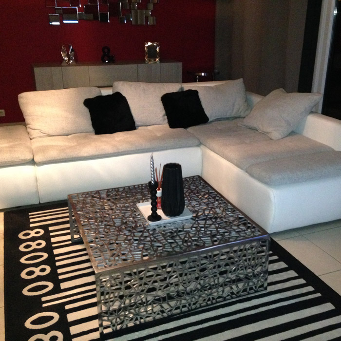 Tapis MOKA - Alterego Design - Photo 3