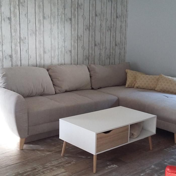 Canape d'angle JOSEF - Alterego Design - Photo 1