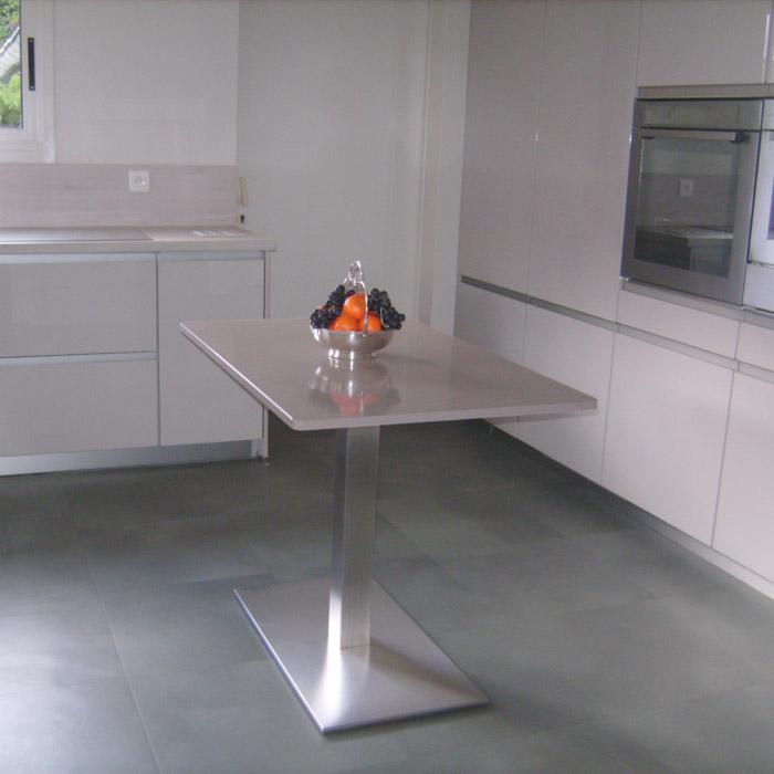 Pied de table KARO XL 75 - Alterego Design - Photo 1
