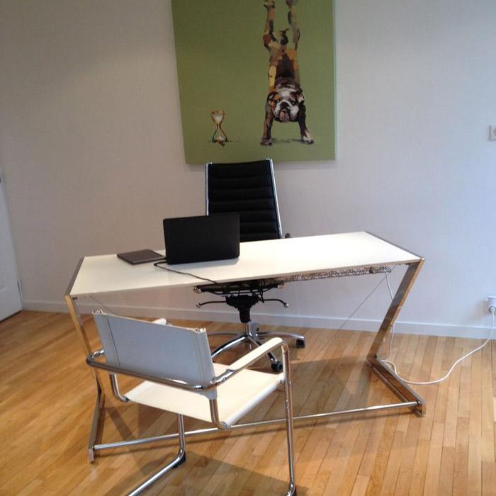 Fauteuil de bureau MILAN - Alterego Design - Photo 4