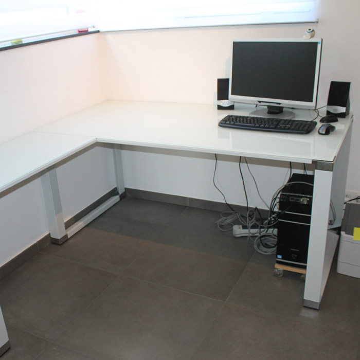 Bureau d'angle XLINE - Alterego Design - Photo 2