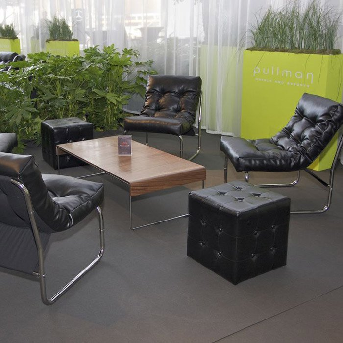Fauteuil lounge LOFT - Alterego Design - Photo 2