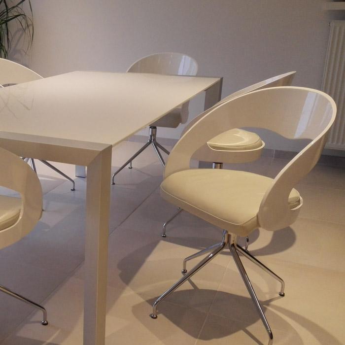 Chaise vintage LOLIPOP - Alterego Design - Photo 1