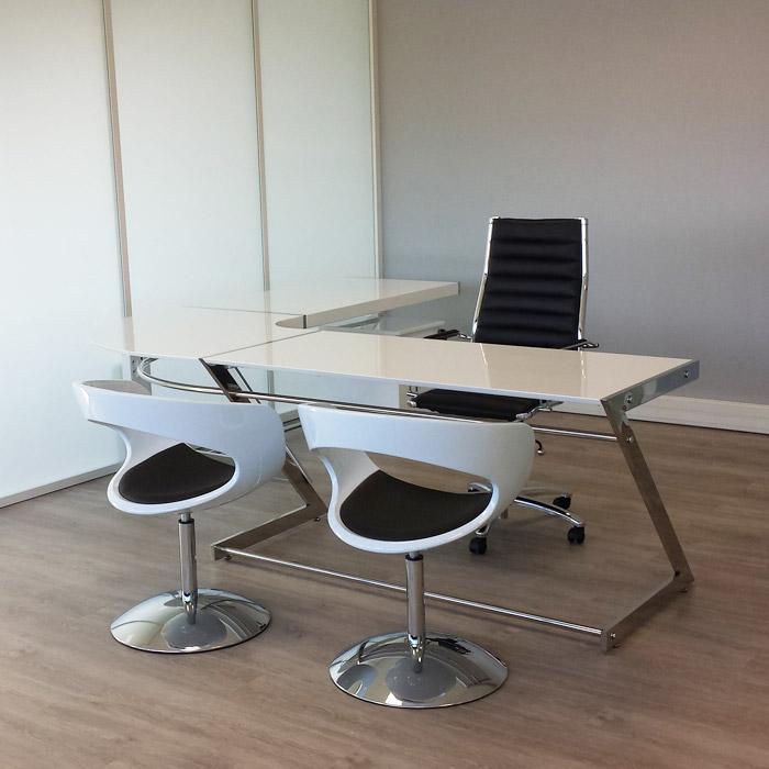 Fauteuil de bureau MILAN - Alterego Design - Photo 8