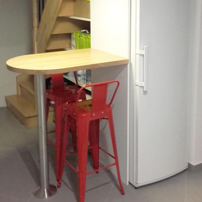 PIKET tafelvoet - Alterego Design - Foto 2