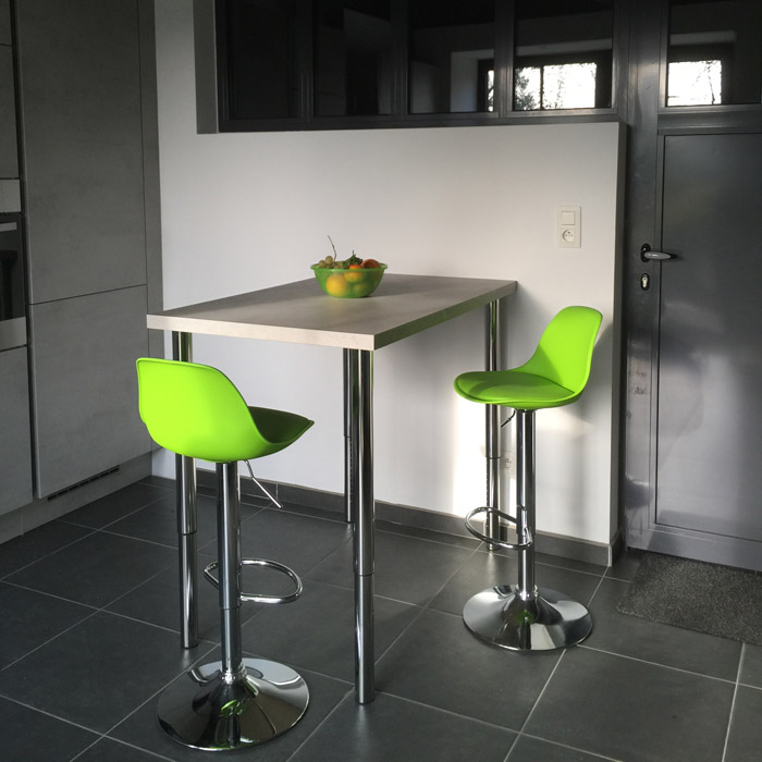 Tabouret reglable PRINCES - Alterego Design - Photo 2