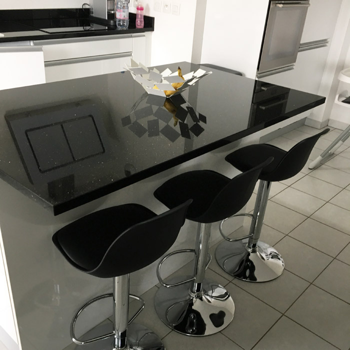 Tabouret reglable PRINCES - Alterego Design - Photo 4
