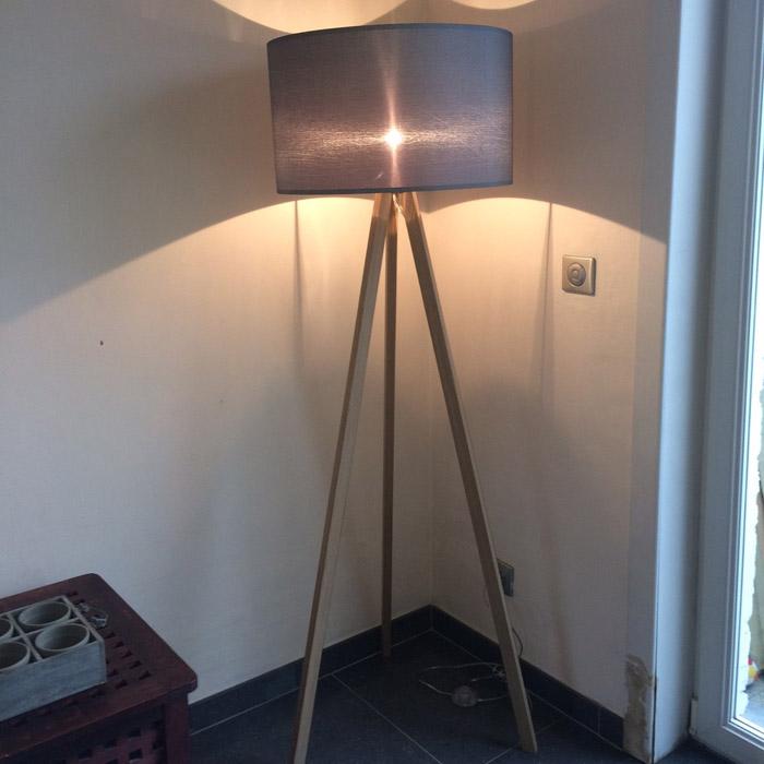 Lampadaire SPRING - Alterego Design - Photo 5