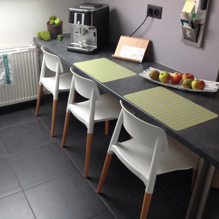 TRENDY scandinavische stoel - Alterego Design - Foto 1
