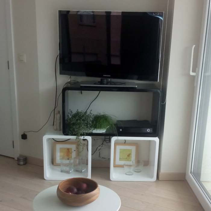 Cube de rangement UNO - Alterego Design - Photo 2