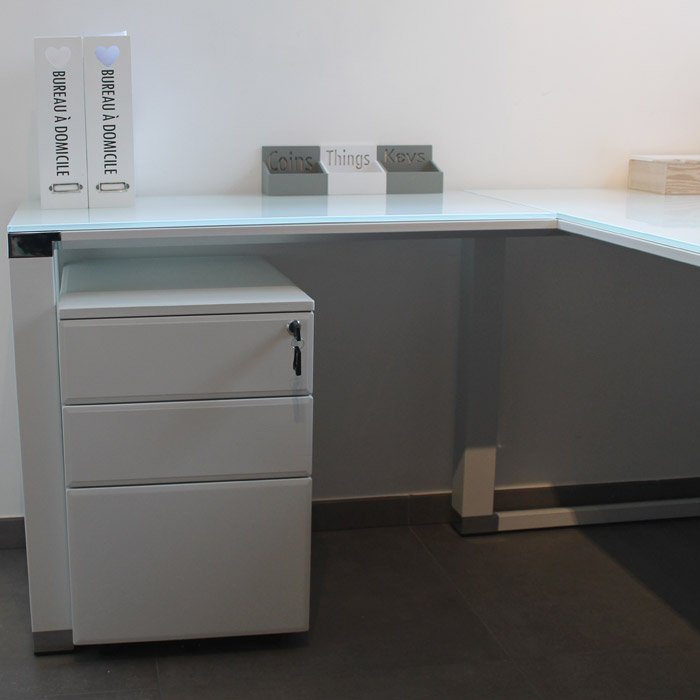 Bureau d'angle XLINE - Alterego Design - Photo 3