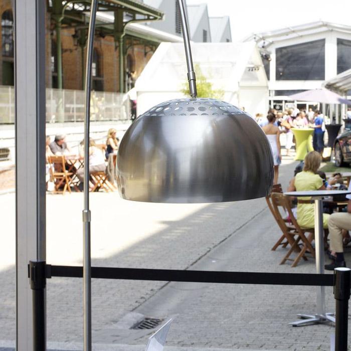 XXL boogvormige lamp - Alterego Design - Foto 1