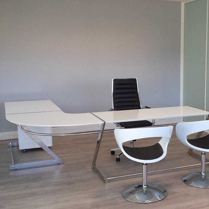 Bureau d'angle ZETA - Alterego Design - Photo 1