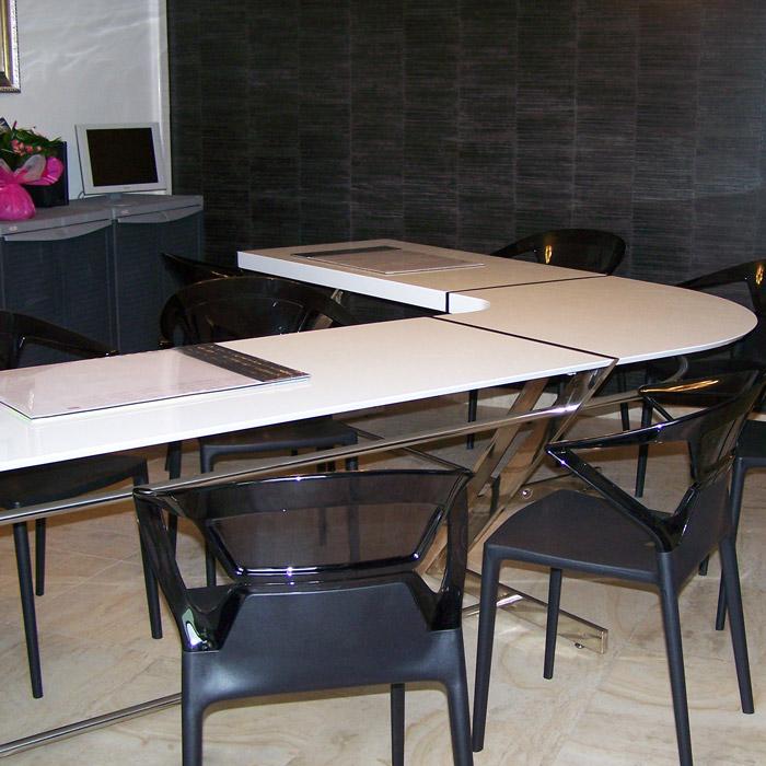 Bureau d'angle ZETA - Alterego Design - Photo 2