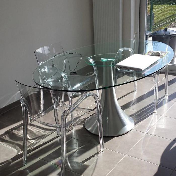 Table KRYSTAL - Alterego Design - Photo 1
