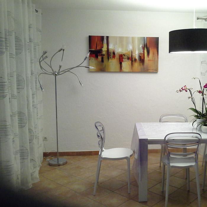 Lampadaire ZIGZAG - Alterego Design - Photo 2
