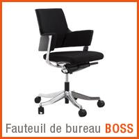 Fauteuil de bureau Alterego - Fauteuil BOSS
