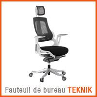 Fauteuil de bureau Alterego - Fauteuil TEKNIK