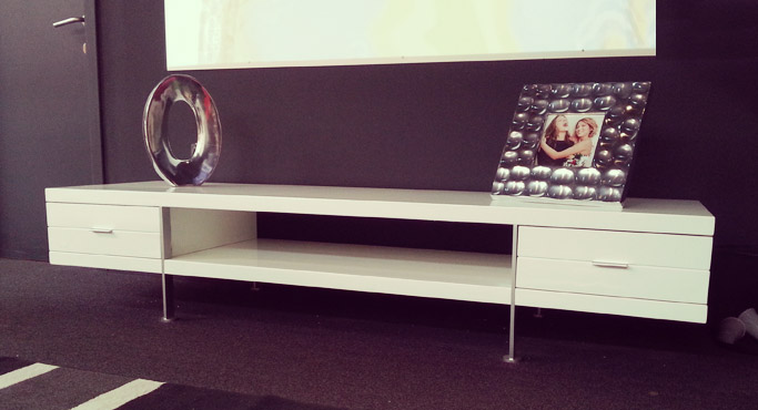 Meuble tv design CINEMA - Alterego Design