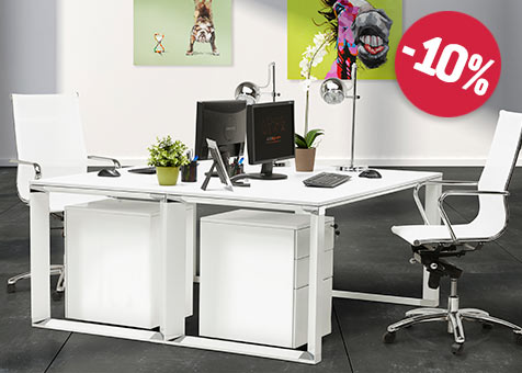 Mobilier de bureau PRO - Alterego Design